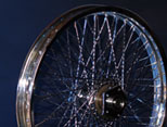 Custom Spokes and Rims
